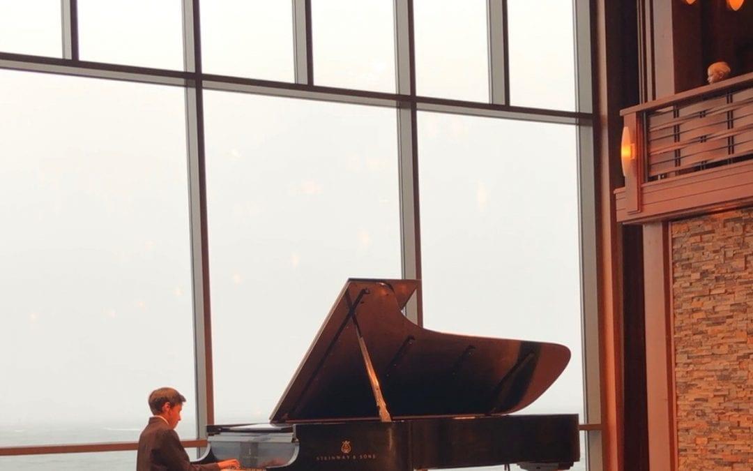 Pianist Yusuf Ansari '22 to Perform at Carnegie Hall