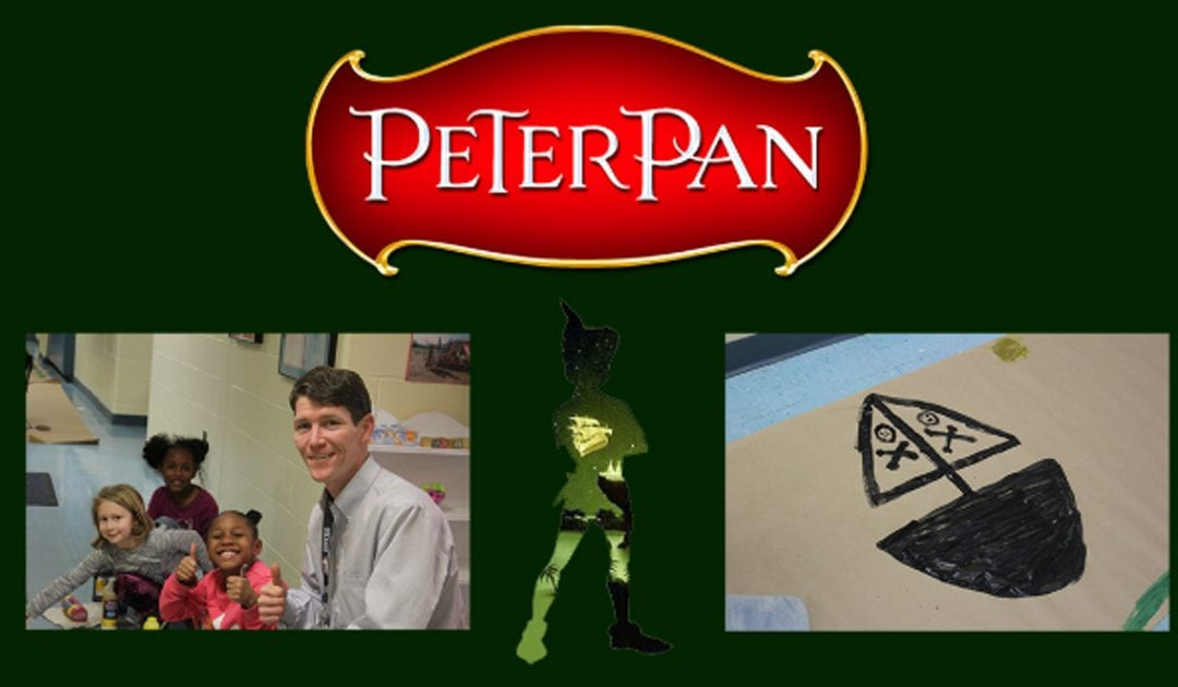Lower School Theater Club Presents Peter Pan