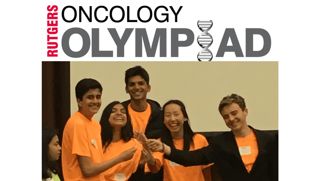 MFS Team Wins Gold and Third Place at Rutgers Oncology Olympiad