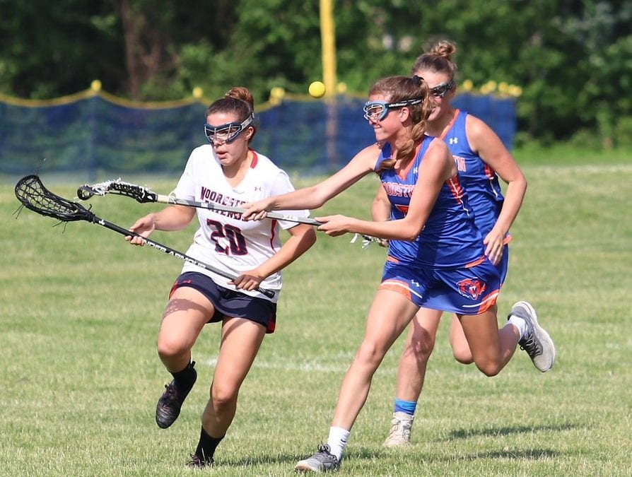 Girls' Lacrosse Advances to South Jersey Championship Match with Dramatic 14-13 Victory