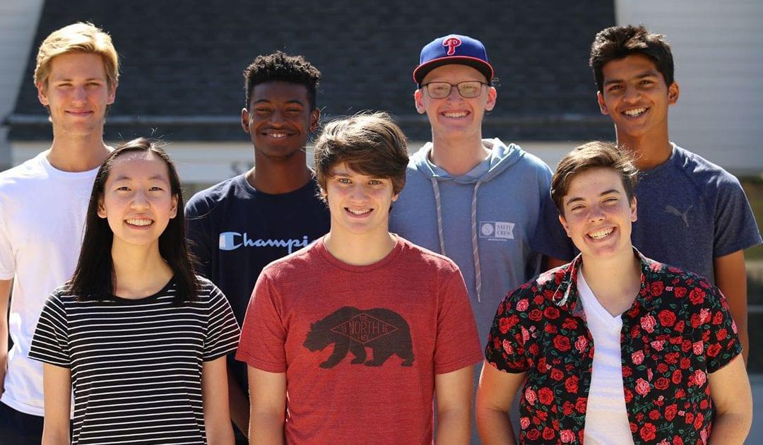 Seven Seniors Named National Merit Commended Students