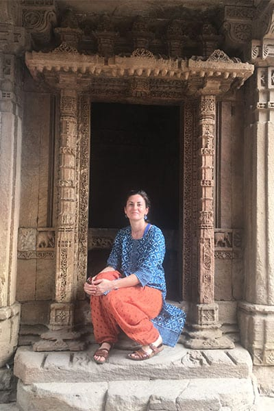 French Teacher Jen Murphy Explores India Through Zekavat Summer Sabbatical