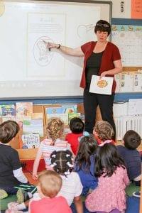 Click to view more Moorestown Prekindergarten science photos!