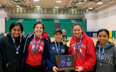 Fencers and Swimmers Win Championships
