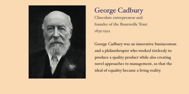 GeorgeCadbury
