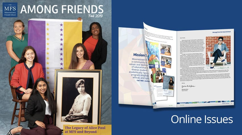 Among Friends Magazine – Online Issues