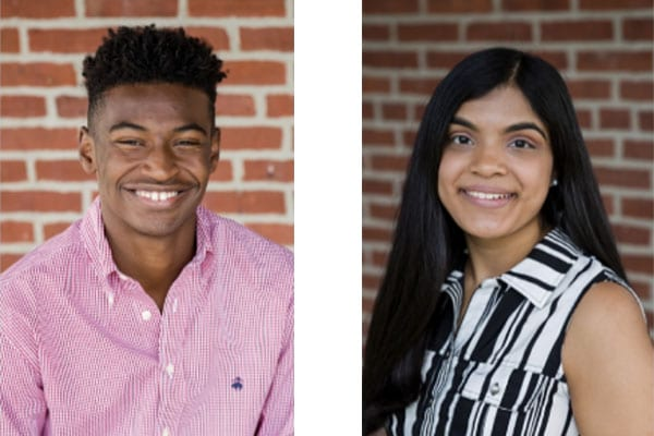 Two Students Receive Scholastic Art and Writing Awards
