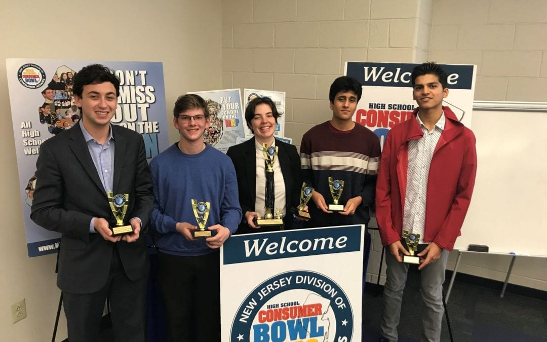 Consumer Bowl Team Wins County Championship