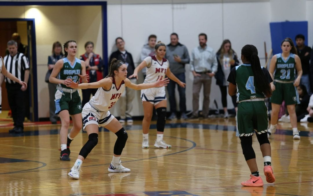 Girls' Basketball Advances to FSL Championship
