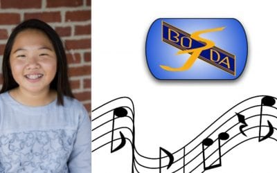 Katherine Lee '25 Accepted Into All-South Jersey Junior High School Band