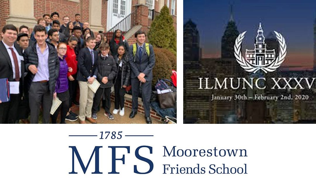 Model UN Students Earn Awards at Philadelphia Conference