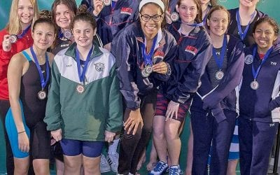 Swimmers Shine at FSL Championships