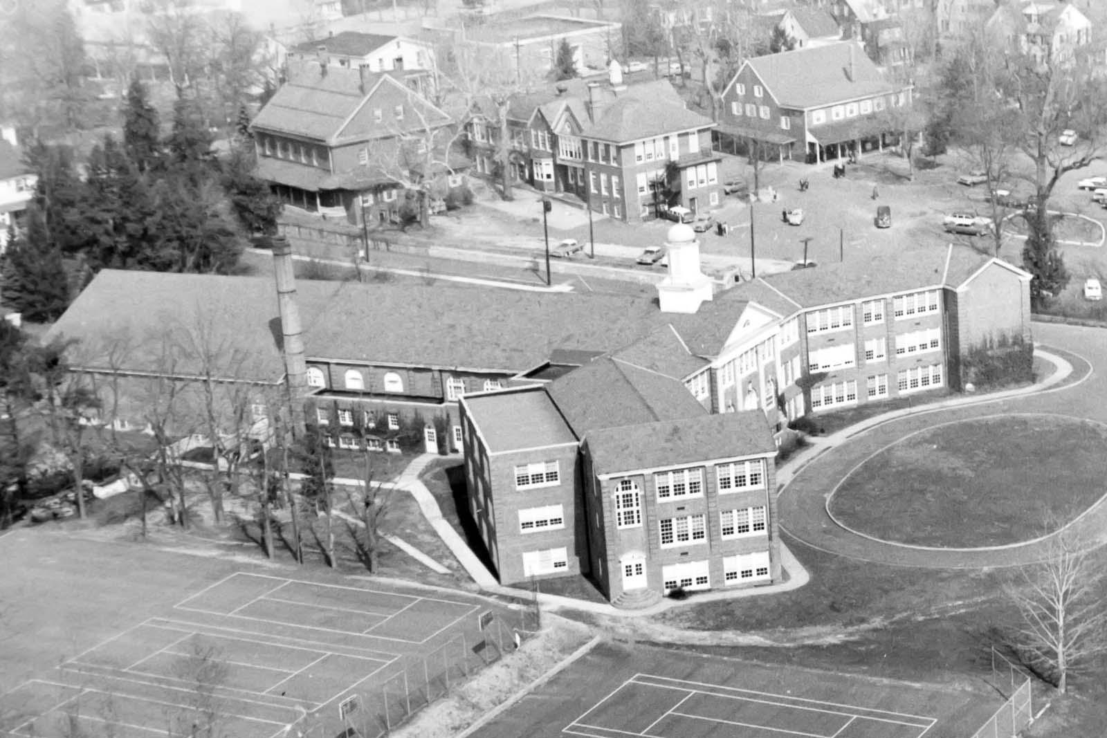 overhead campus 2