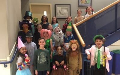 The Lower School Theater Club Presents The Wizard of Oz