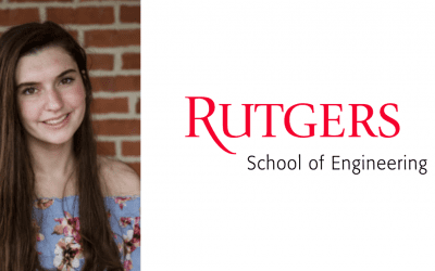 Isabella Dunn '21 Selected as 2020 New Jersey Governor's School Scholar