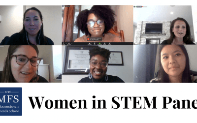 MFS Community Members Gather for Alumnae Women in STEM Panel