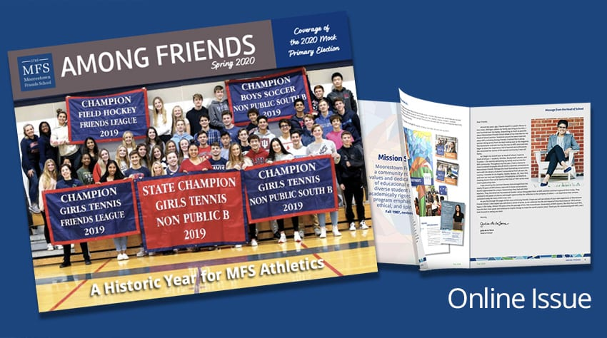 Among Friends Magazine – Online Issue