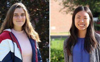 Two Upper School Students Named Semifinalists in 2021 National Merit Scholarship Program