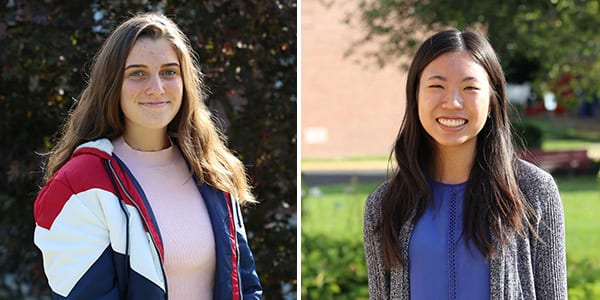 Two Upper School Students Named Semifinalists in 2021 National Merit Scholarship Program