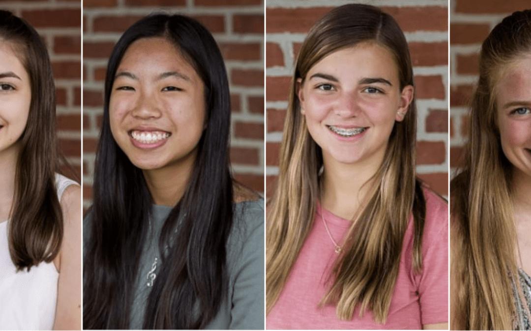 MFS GirlsGoCyberStart Team Competes at Nationals