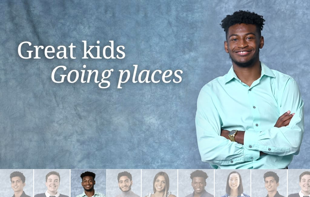Meet Great Kids Going Places