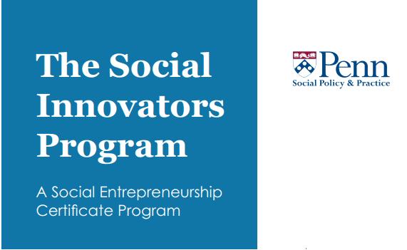 MFS Offers Penn Social Innovators Program for Upper School Students – Info Sessions 10/20 and 10/22
