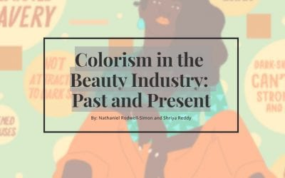 "Tenth Grade English Students Conduct Research and Develop Website: ""Colorism in the Beauty Industry: Past and Present"""